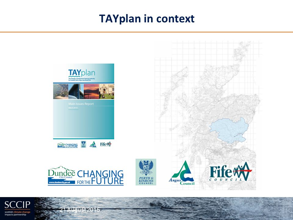 TAYplan in context 20 April