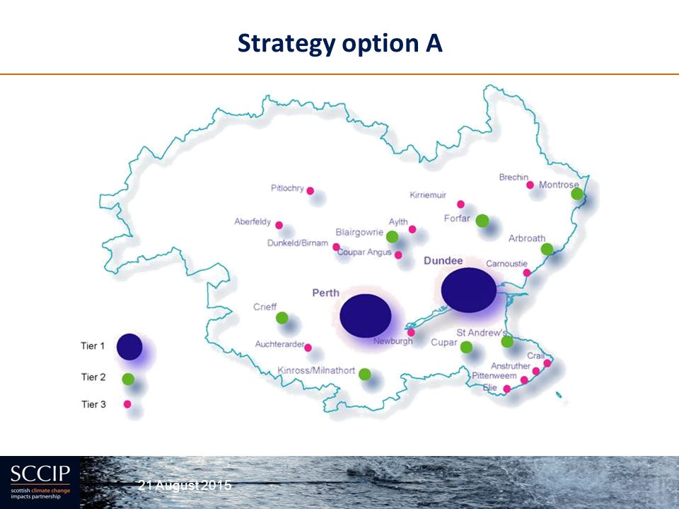 Strategy option A 20 April
