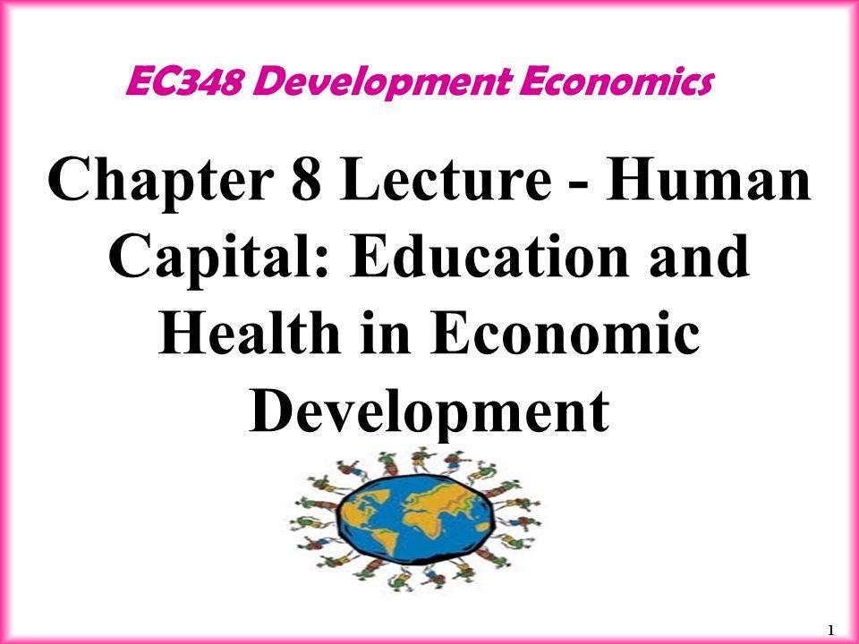 EC348 Development Economics - ppt download
