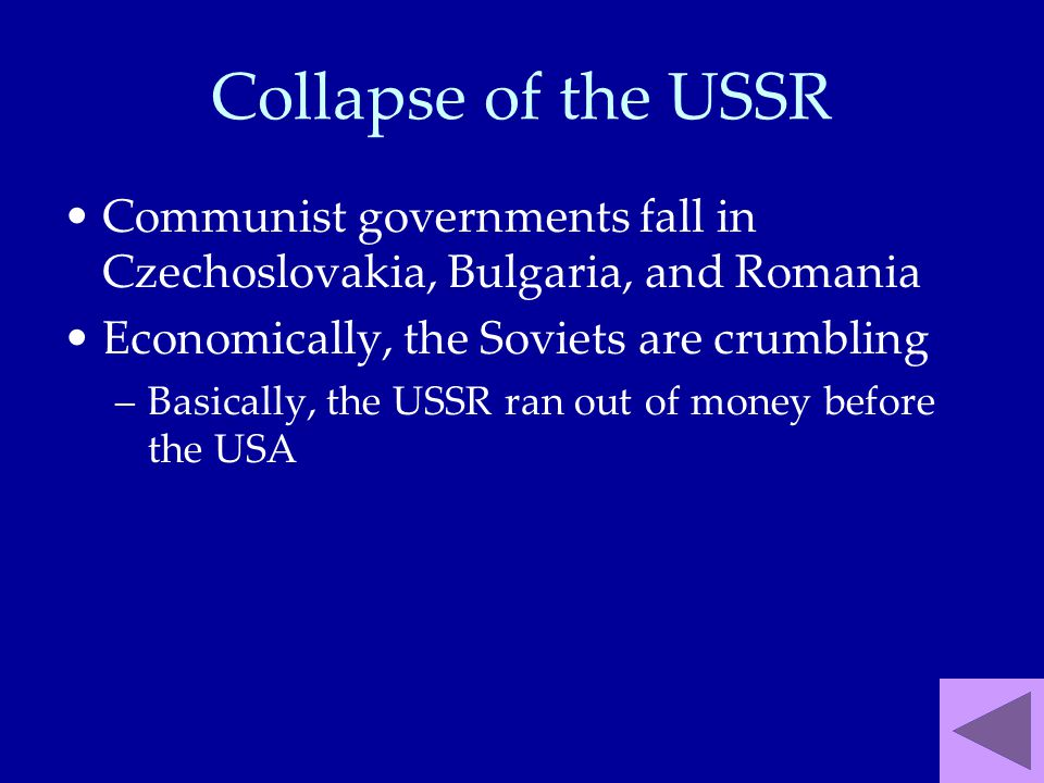 an analysis of the downfall of communist system in the ussr in 1991 Journal, 46 (1991), pp 220–41 alec nove, the soviet system in retrospect:  an obituary  kiselyova, the collapse of soviet communism: a view from the  information society (berkeley, ca:  1980s and the soviet union finally collapse  in 1991 why only  t rogers, the soviet withdrawal from afghanistan:  analysis.