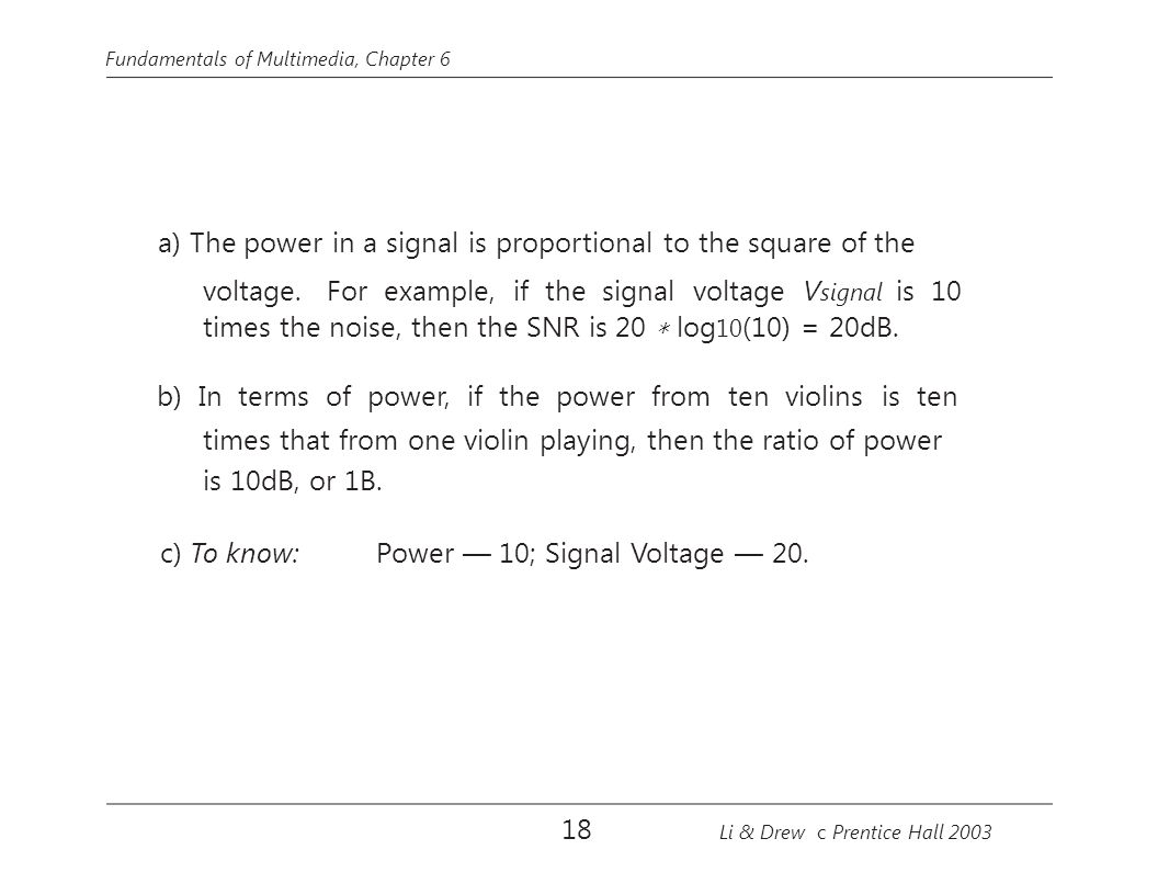 voltage. For example, if the signal voltage Vsignal is 10