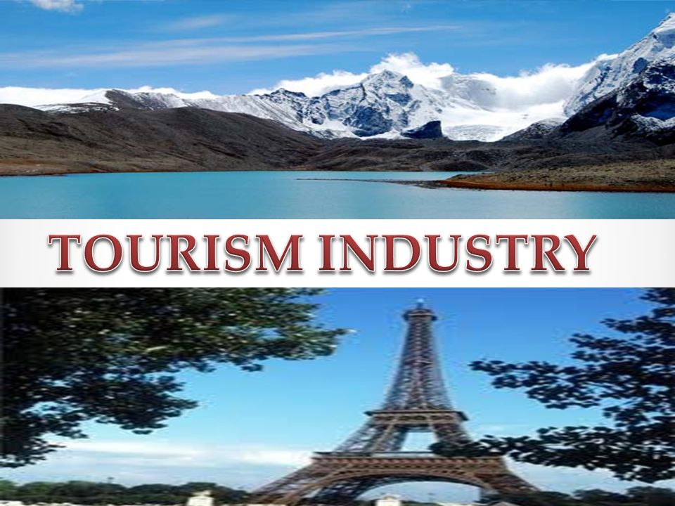 TOURISM INDUSTRY  - ppt video online download