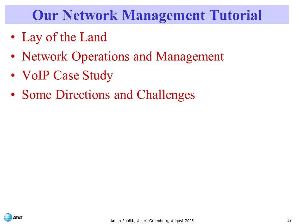 network relief units essay