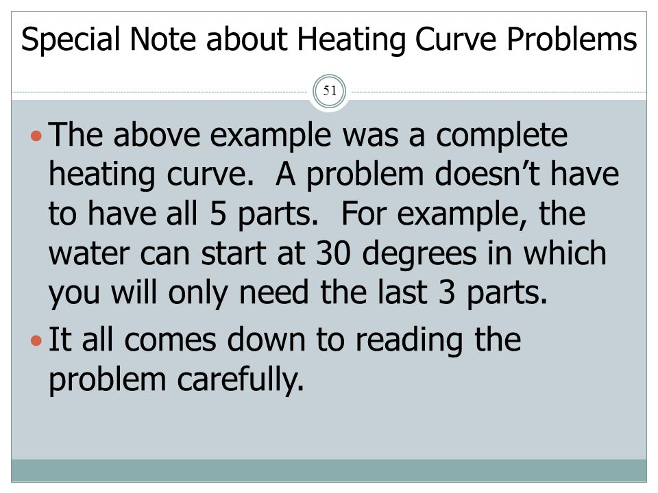Thermochemistry Problems - ppt download
