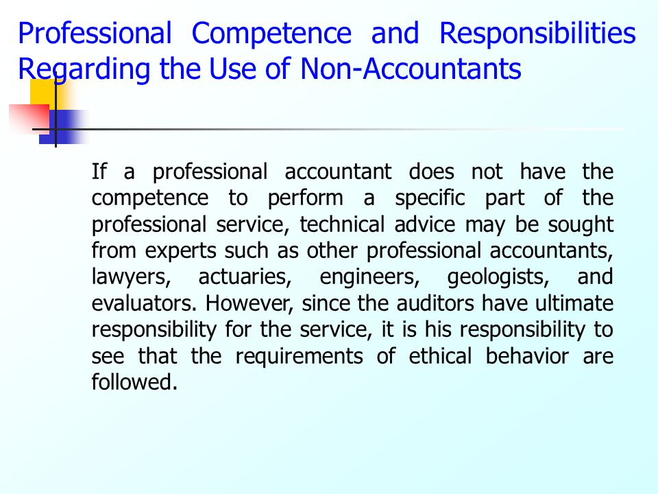 code of ethics for professional accountants pdf