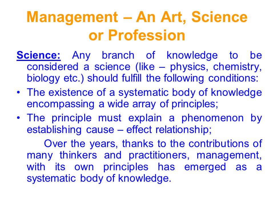 scientist artist relationship manager