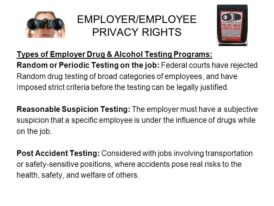 Employees Rights 101