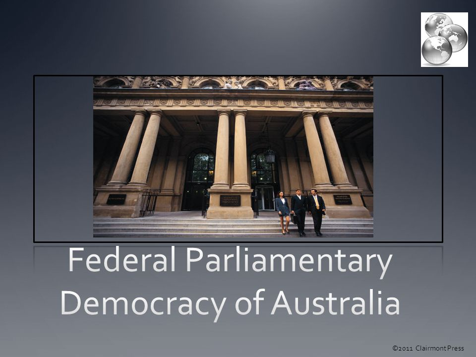 Federal Parliamentary Democracy of Australia