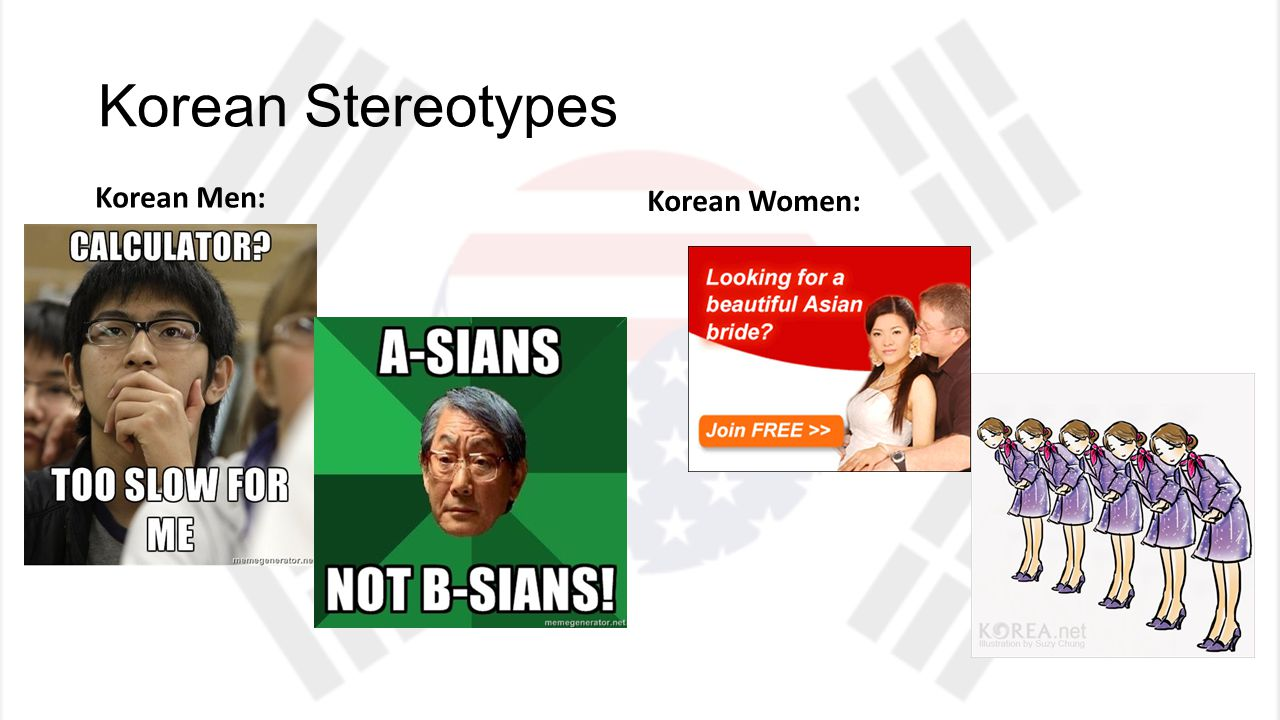 taking a look at asian women stereotypes Stereotypes make people feel like they don't belong, like they're an outsider looking in, according to linda akutagawa, a japanese-american and ceo and president of leadership education for asian pacifics (leap.