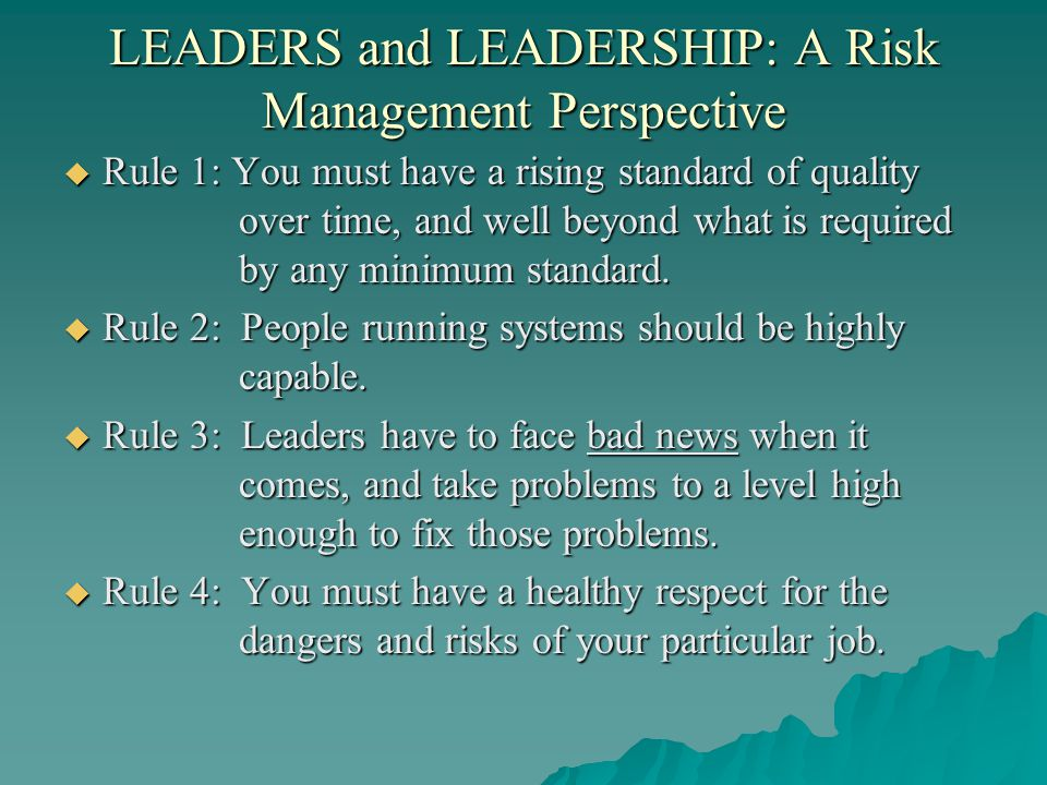 executives perspective on management Management (or managing) is the administration of an organization, whether it is  a business,  senior managers are generally executive-level professionals, and  provide direction to middle management who directly or indirectly report to them   from an individual's perspective, management does not need to be seen.