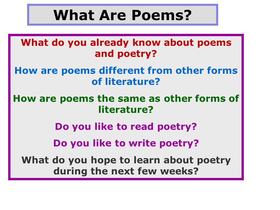 how do you write poetry Even if you are given the freedom to choose a poem for analysis and write it in your own way, we still suggest that you pick a certain critical question or subject for your poetry analysis, just like you would for a critical or argumentative essay.