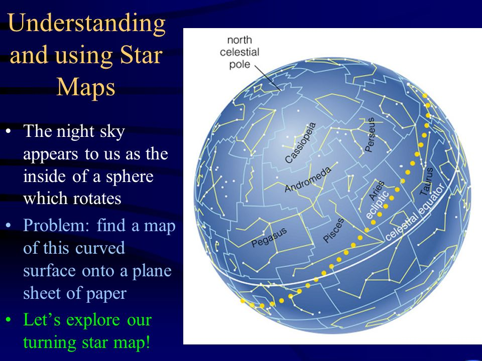 Understanding And Using Star Maps