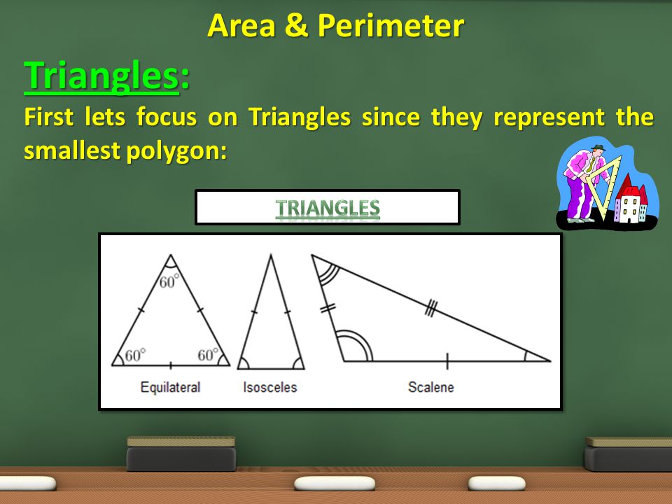 Triangles: Area & Perimeter