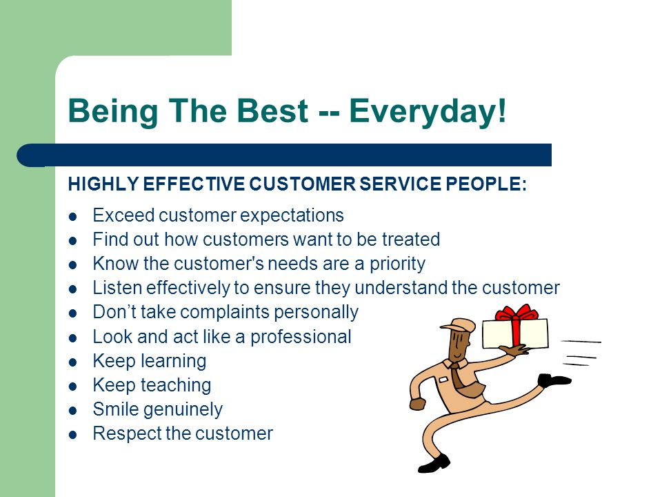 Act The Way You D Like To Be And Soon You Ll Be The Way: Customer Service Training Nuggets: Customer Service