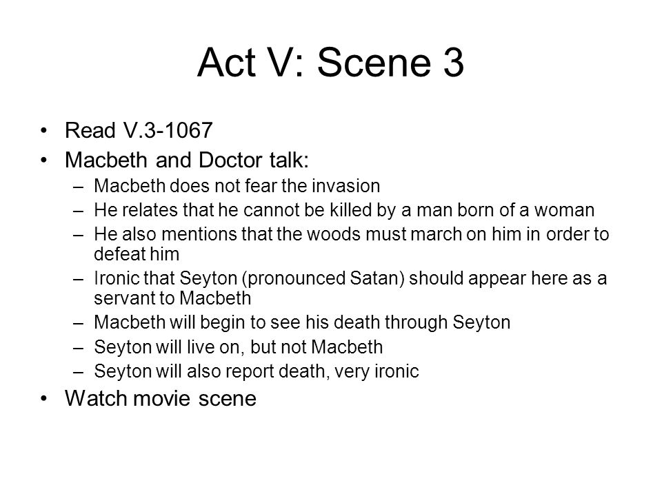 macbeth is still acted and read The tragedy of macbeth by william shakespeare - act 1 (of 5) act 1: https://youtu be/xeyzz3xlafo act 2:   act 3:.