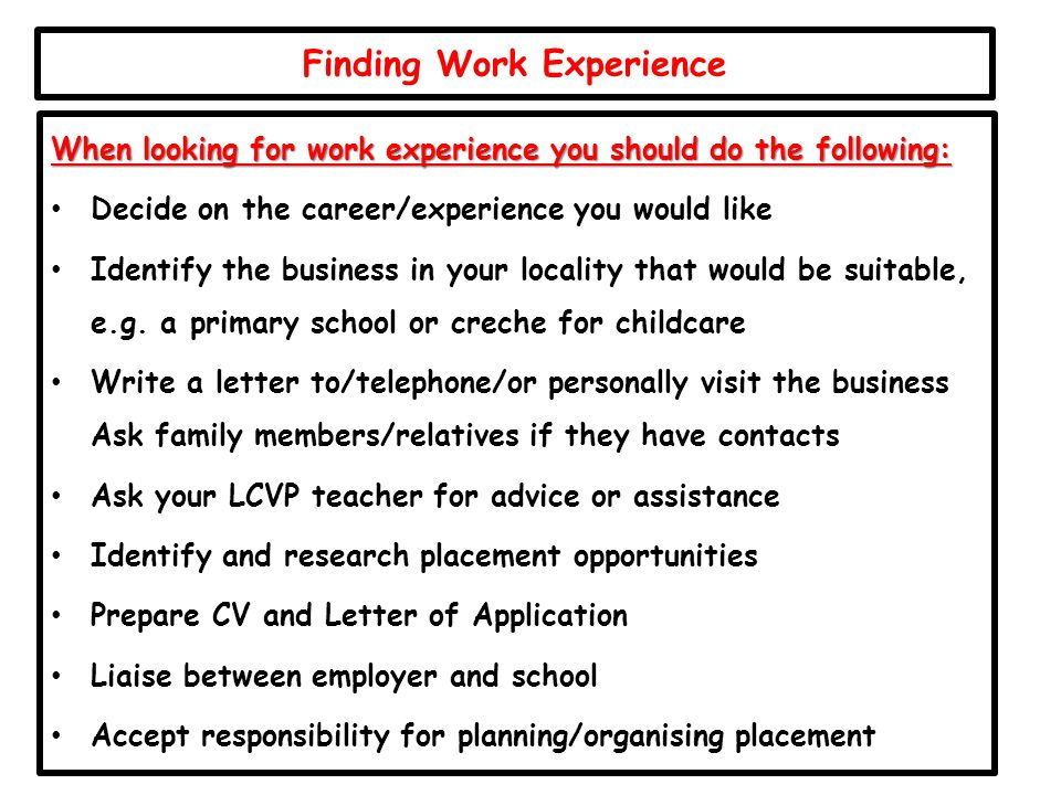 letter of application for work experience in childcare Well, now that you have decided to work with children you will need to create a cover letter and resume for your potential employers  i am going to share with you how to write a nanny / childcare cover letter or nanny cover letter for a prospective family and get noticed.