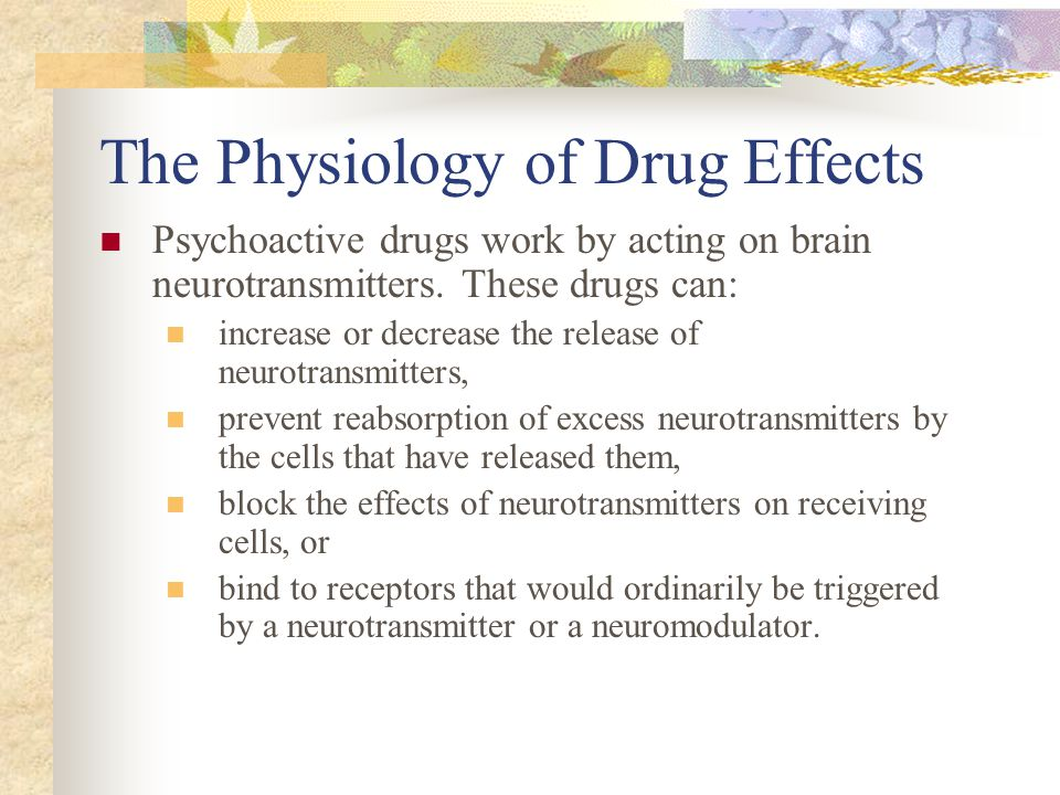 the effects of drugs on the brain Facts about adolescent drug use • each day roughly 3,000 teens smoke their first cigarette • national survey on drug use and health – illicit drug in the past month.
