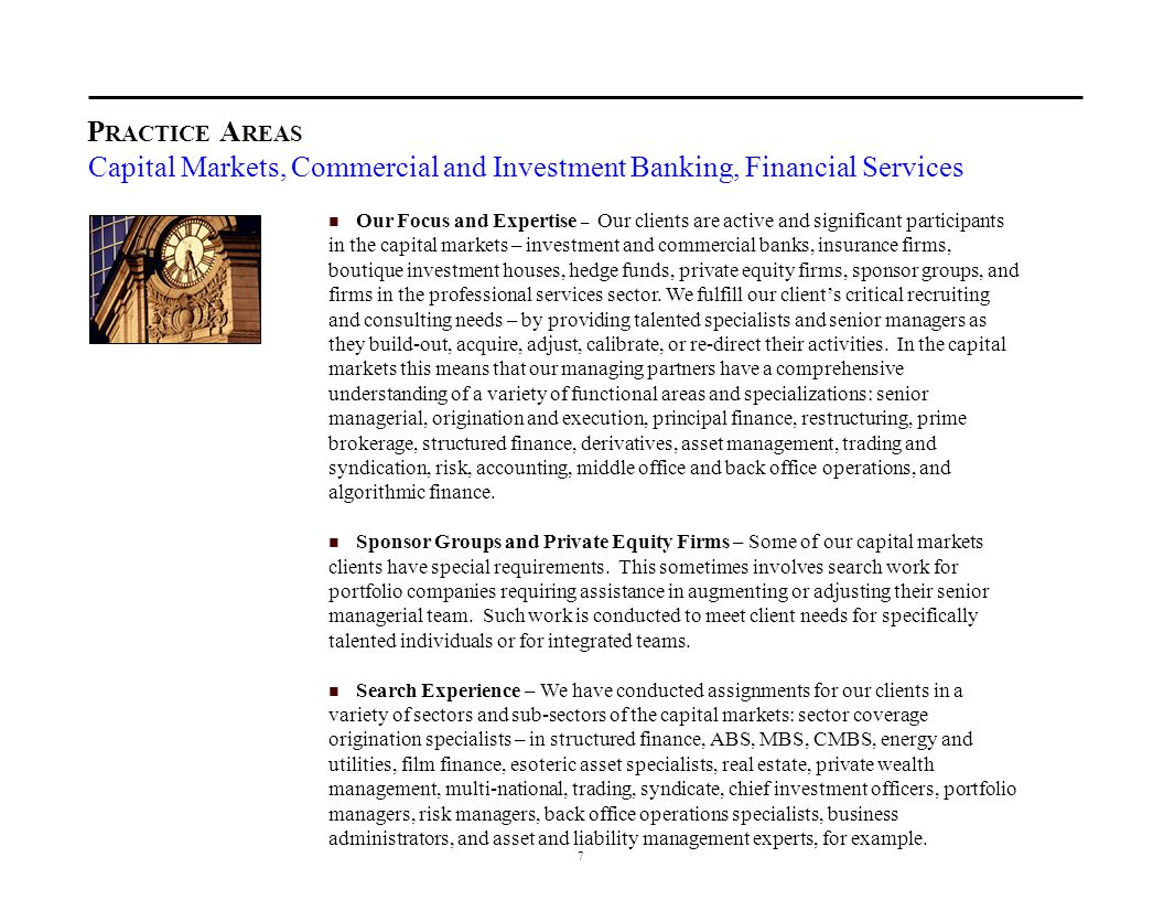 commercial and investment banking Competition between commercial banks, investment banks, and shadow banks  squeezed the profits of all involved many of the affected.
