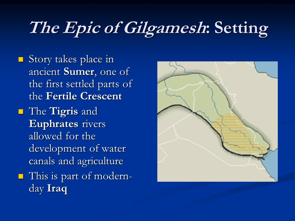 "an analysis of the symbol of the flood in the epic of gilgamesh and the bible 2018-7-5  the snake or serpent is used as the symbol of the deceiver  ""epic of gilgamesh essay example  in a reflective analysis of the epic of gilgamesh,."