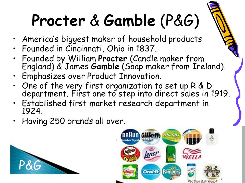 Procter & Gamble's Global Strategy