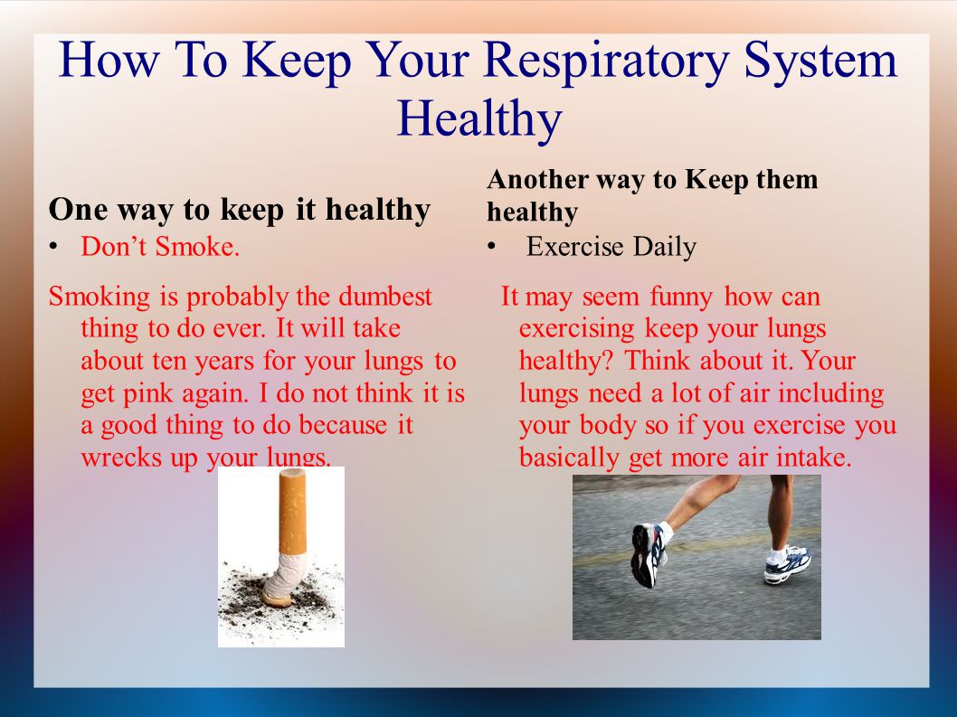 COPD and Lung Disease: Protecting Your Lungs - Health