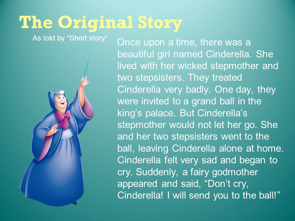 Examples of Short Stories