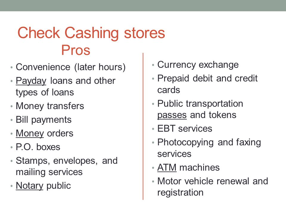 Cash loan orange rustenburg picture 2
