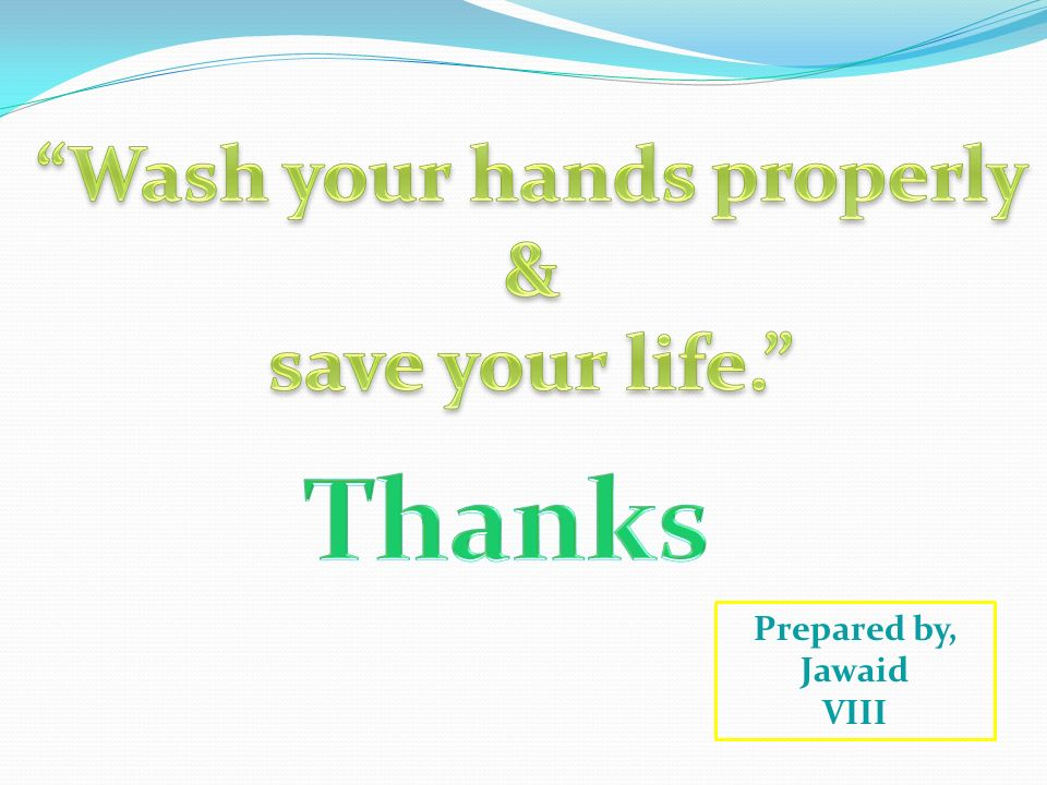 Global Hand Washing Day Dil Al-Mansoor School Junior ppt ...