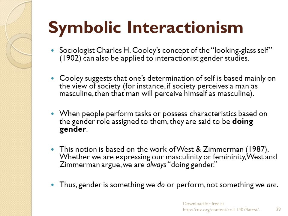 doing gender west and zimmerman essays The purpose of this article is to advance a new understanding of gender as a  routine accomplishment embedded in everyday interaction to do so entails a.