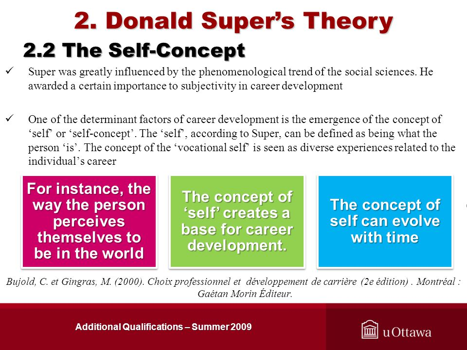Introduction to Career Development Theory