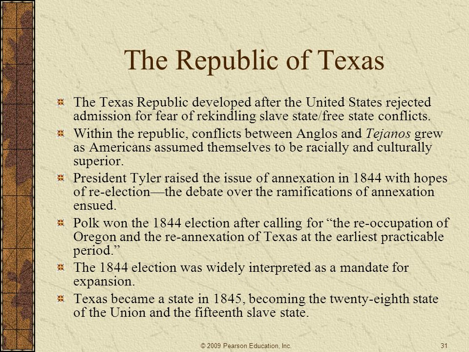the debate about the annexation of texas This year marks the 170th anniversary of the annexation of texas by the united  states government.