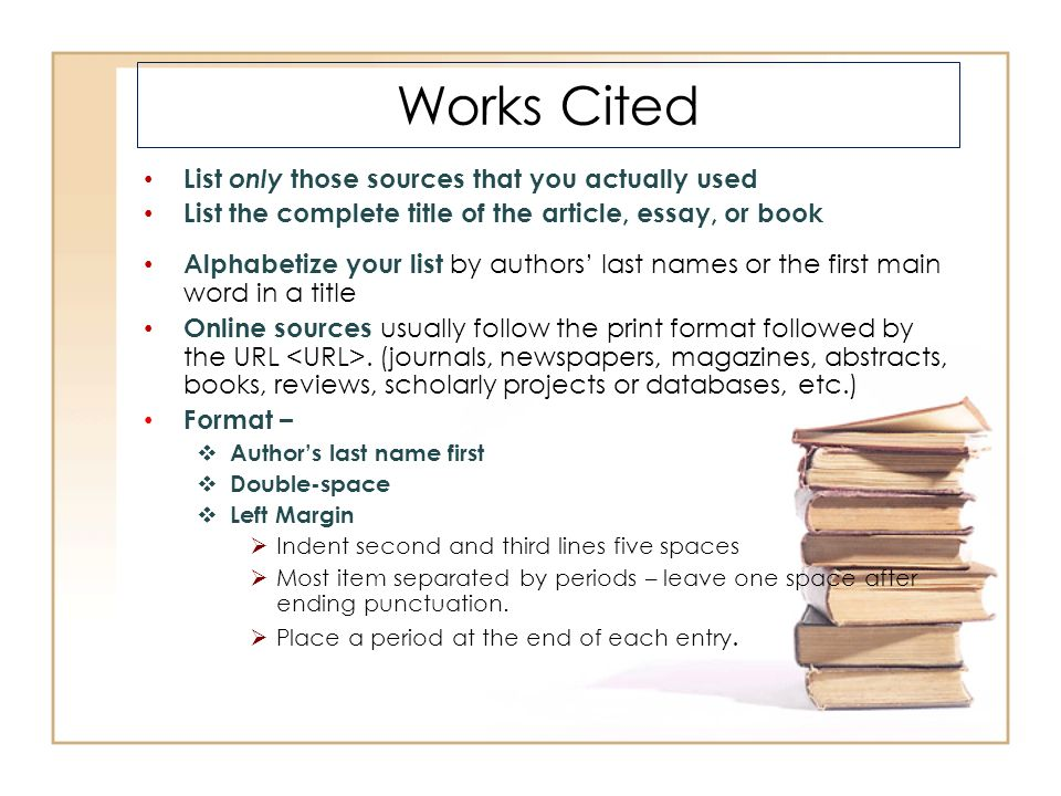 "chs library other resources ""building a research paper"" ppt  20 works"
