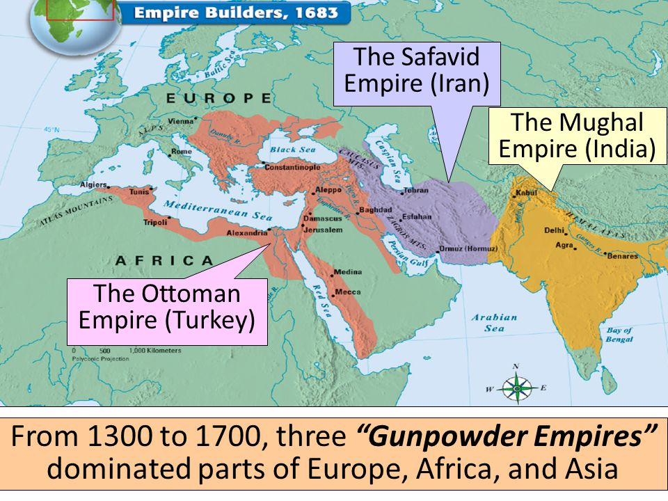 Describe in detail the major similarities between the Safavid and Mughal Empires?