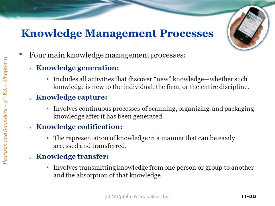 knowledge capture and codification management essay Knowledge management in theory and practice  4 knowledge capture and codification 97  the relationships among knowledge management, competitive intelligence.