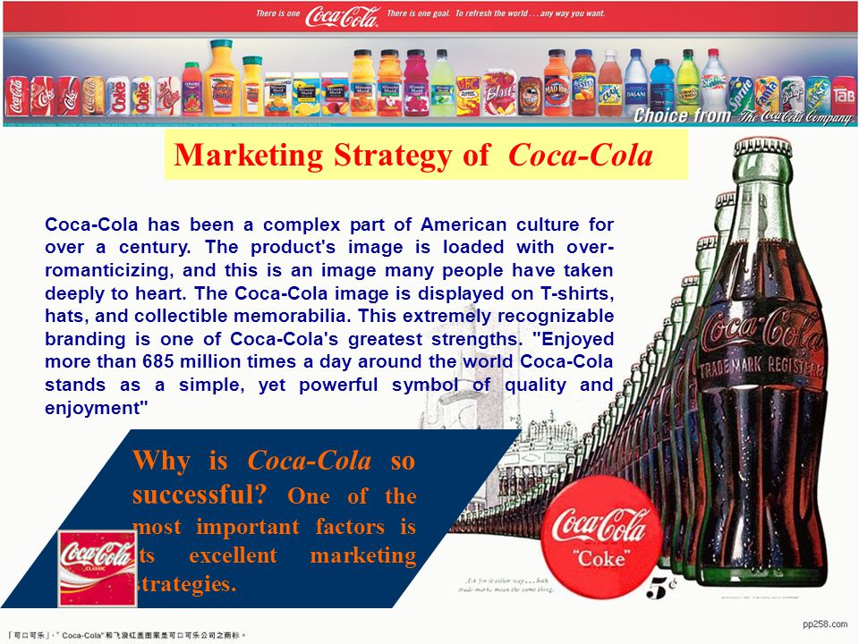 growth strategy of coca cola The coca-cola™ sr brand manager will have the responsibility for developing and implementing the coca-cola strategic growth agenda – protecting the base while ensuring our brand's future strategic thought leadership & developing the growth agenda for coca-cola tm: provide leading brand thinking by identifying transformational business opportunities for coca-cola tm to achieve 2019-2022 goals.