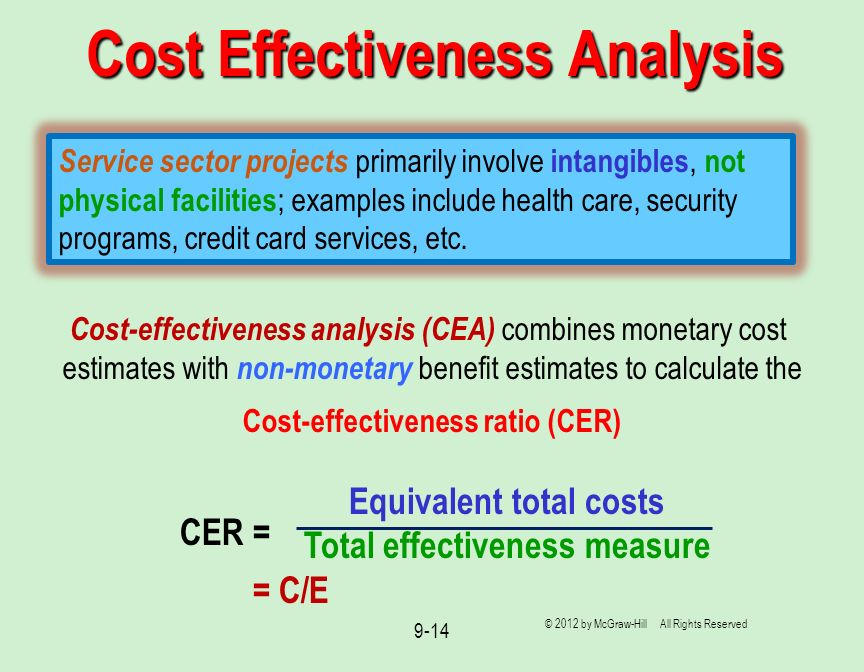 an overview of the cost effective audio project Chapter 2 intervention cost-effectiveness: overview of main  widely prevalent investments that are not cost-effective  organization project.