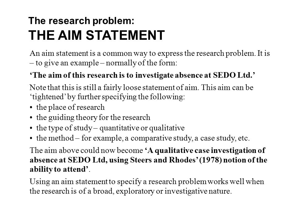 How To Write Statement Of Problem In Research Proposal Homework