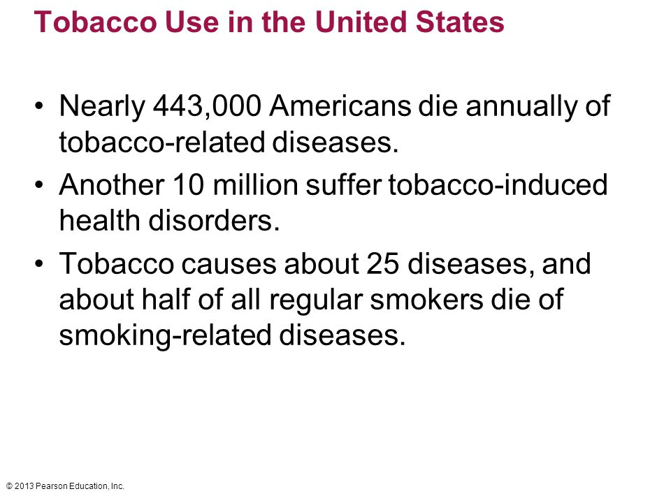 thousands of americans will die from diseases related to smoking If current rates continue, 56 million americans younger than 18 years of age who are alive today are projected to die prematurely from smoking-related disease most of the 20 million smoking-related deaths since 1964 have been adults with a history of smoking however, 25 million of those deaths have been among nonsmokers who died from.