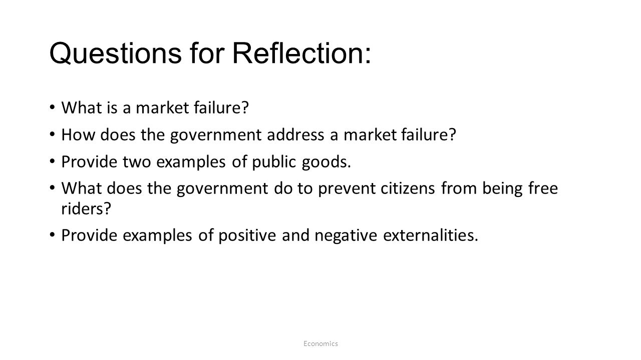 reflection on economics class What does it mean for me to be a college student from the perspective of  economic class section i: introduction i believe that economic class.