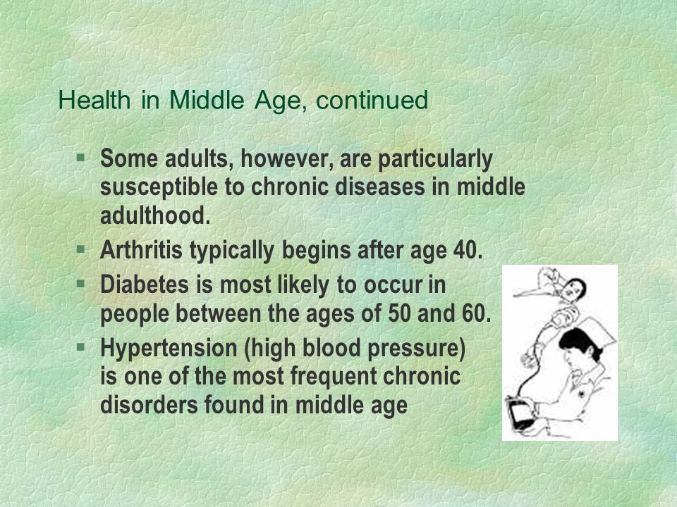 chapter 13 power point middle adulthood View lecture slides - chapter 13 lectureppt from psychology 06 at west chester invitation to the life span by kathleen stassen berger chapter 13 adulthood.