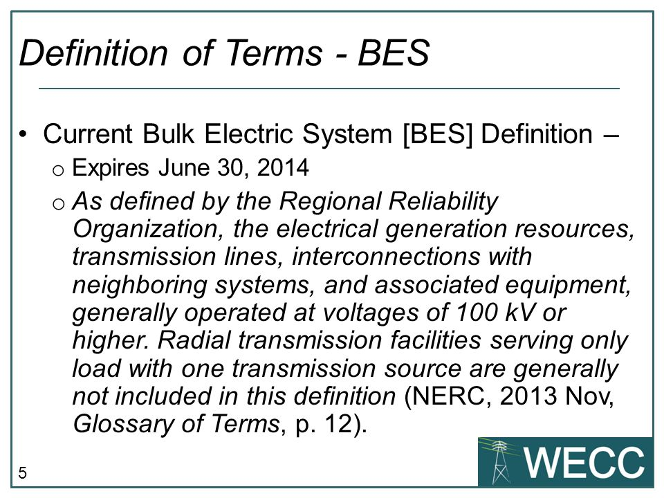 electrical terms and definitions pdf