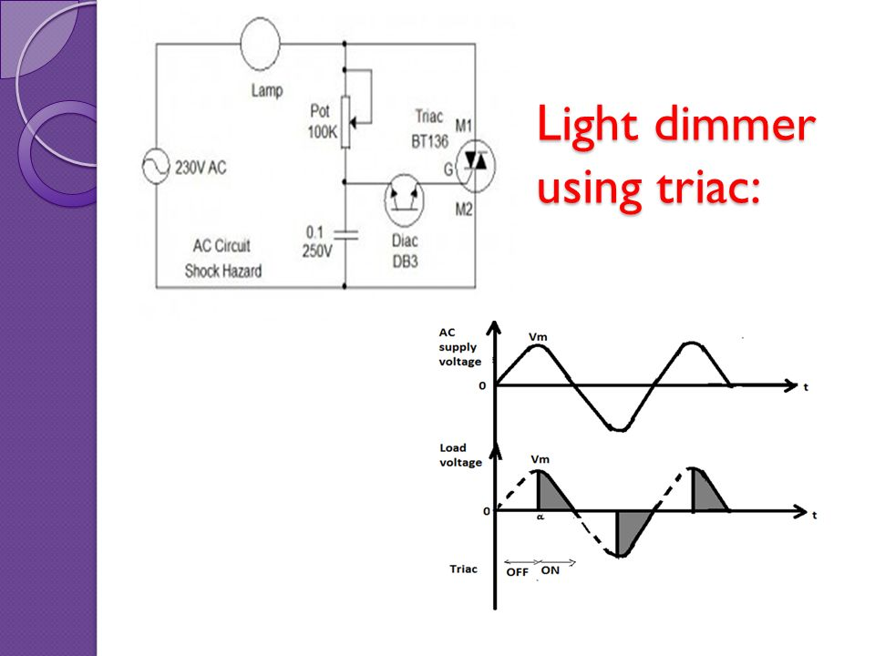 lamp dimmer switch wiring diagram dimmer switch fuse