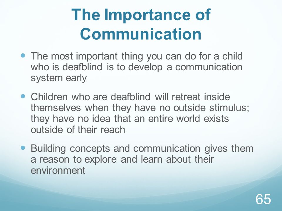 importance of communication system at the 5 tips for effective communication in the workplace - 1  thinking about  communicating and putting systems and processes in place to do a better job of it   one-way communication rarely works well, so it's important that.