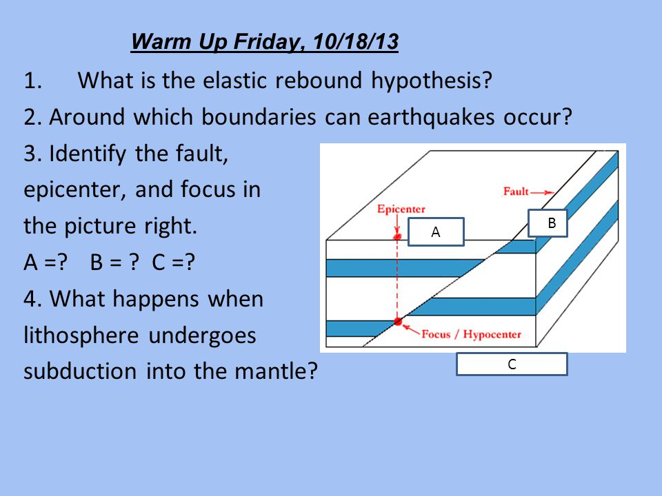 Earthquakes Ppt Video Online Download