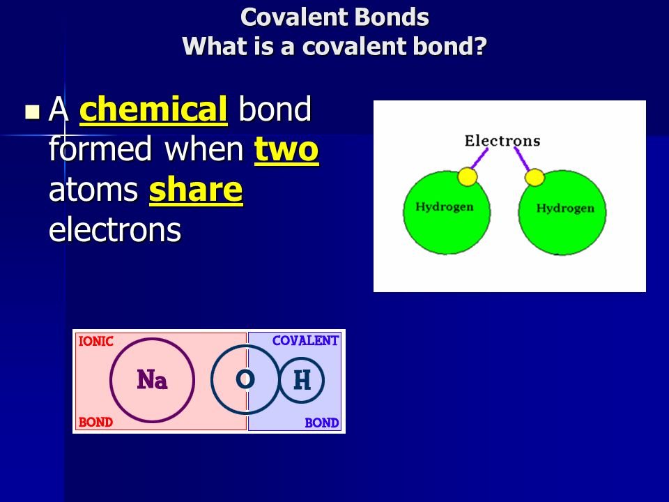 how to draw a covalent bond