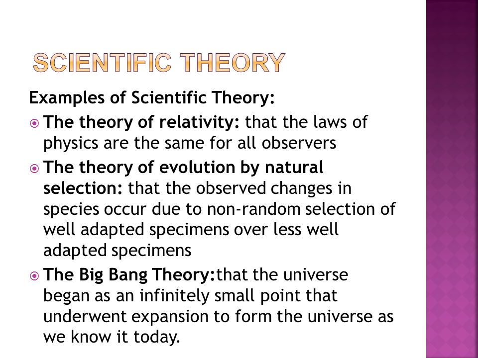 Theory,law,fact.