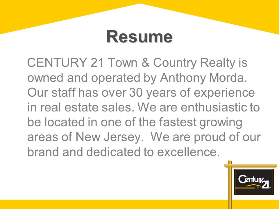 century 21 town country realty ppt