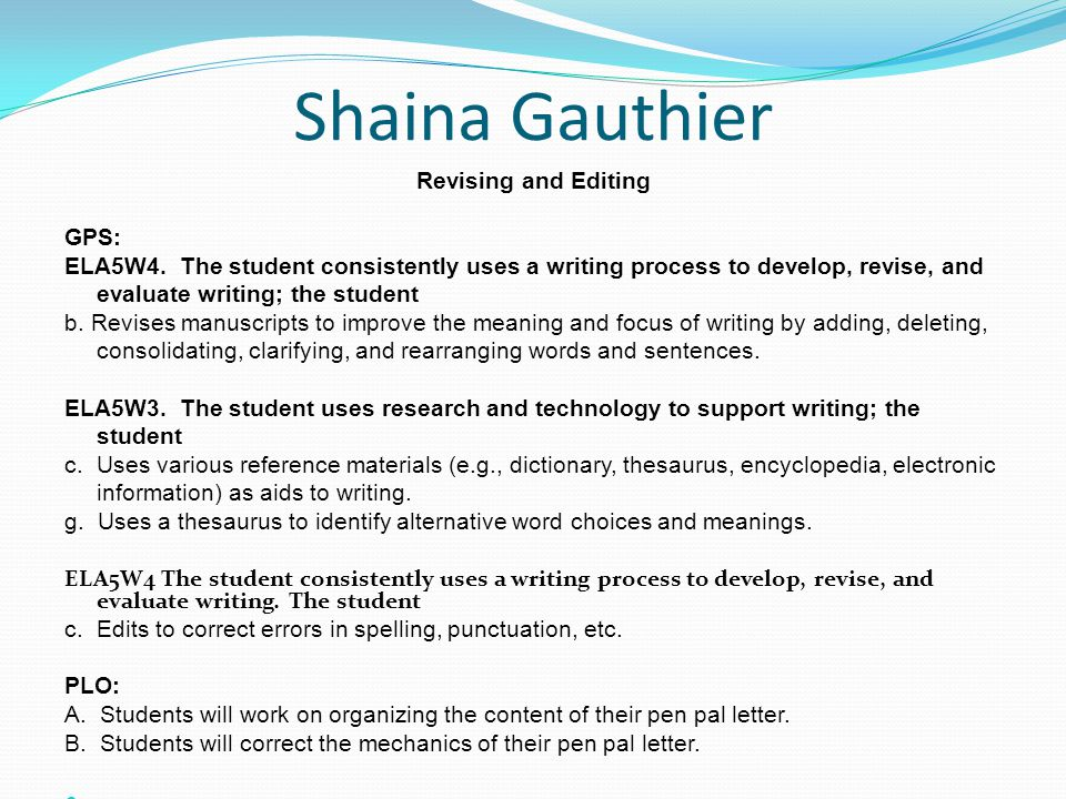 Worksheet Correct Writing Process Of The Letters E emilee cahill shaina gauthier and ashley purvis ppt video 15 shaina