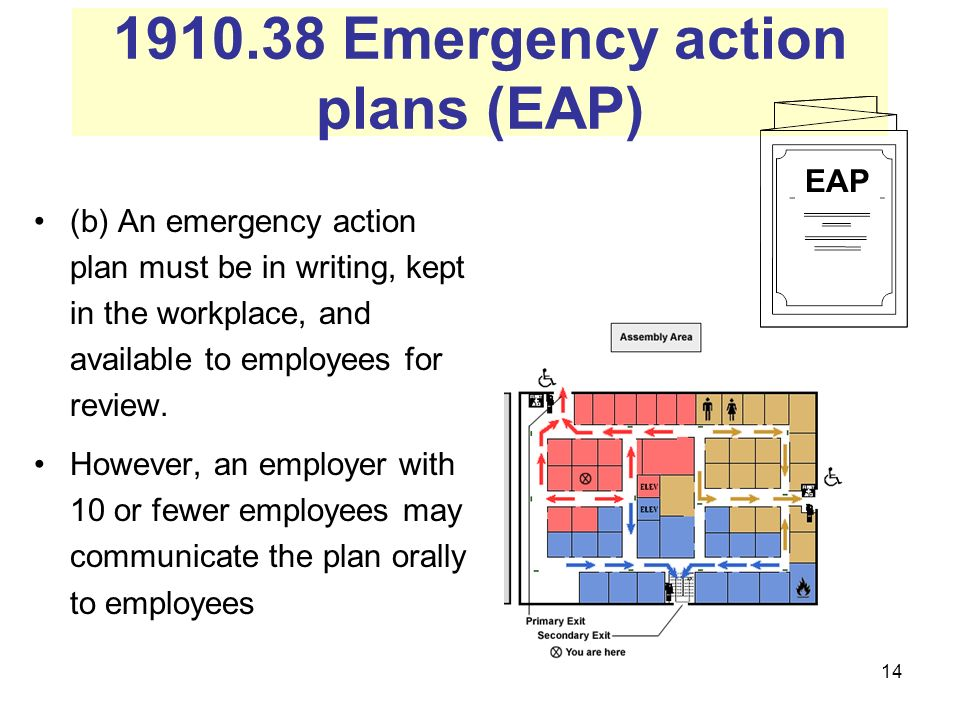 Emergency Action Plans - Ppt Video Online Download