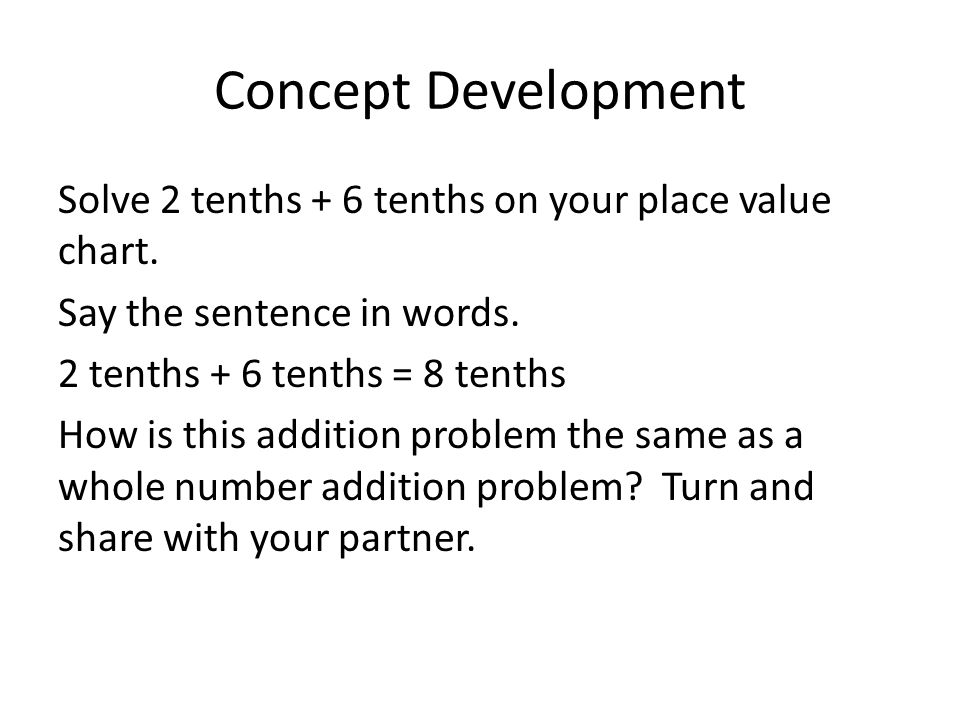 28 Concept Development ...  sc 1 st  SlidePlayer & Grade 5 Module 1 Lesson ppt video online download